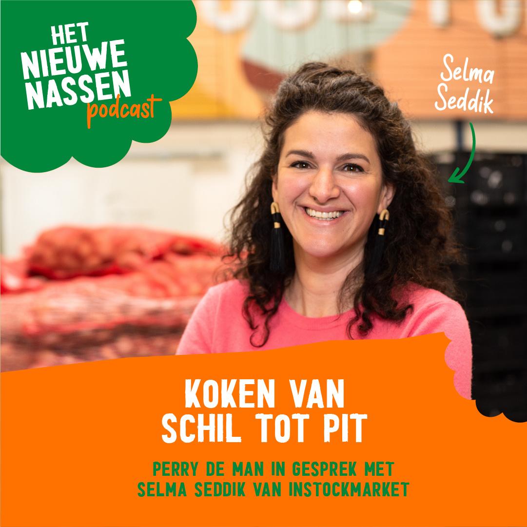 In de media: Selma over InstockMarket.nl in het Nieuwe Nassen, de podcast