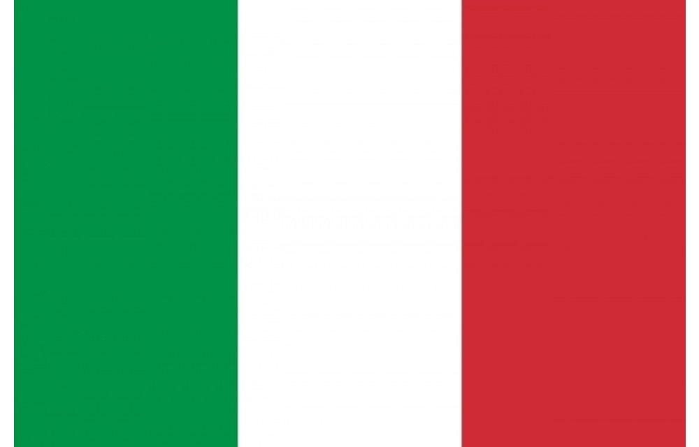 Italiaanse vlaggen