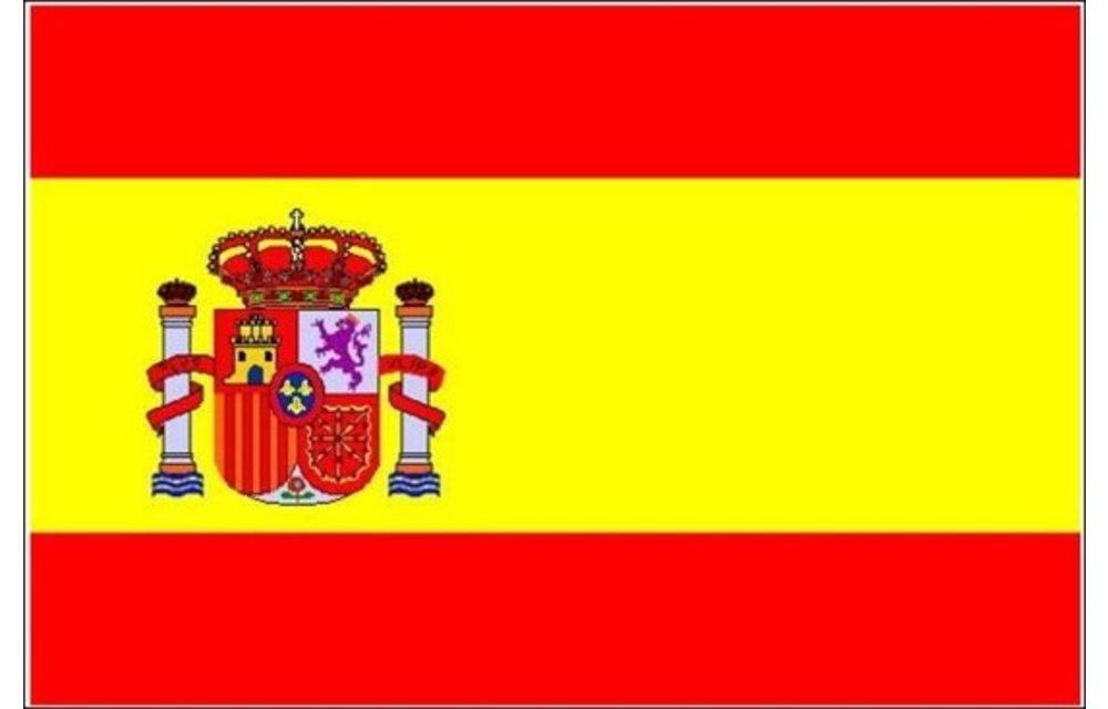 Spaanse vlaggen