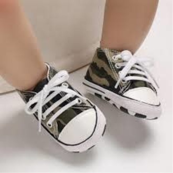 Baby sneakers all stars Army