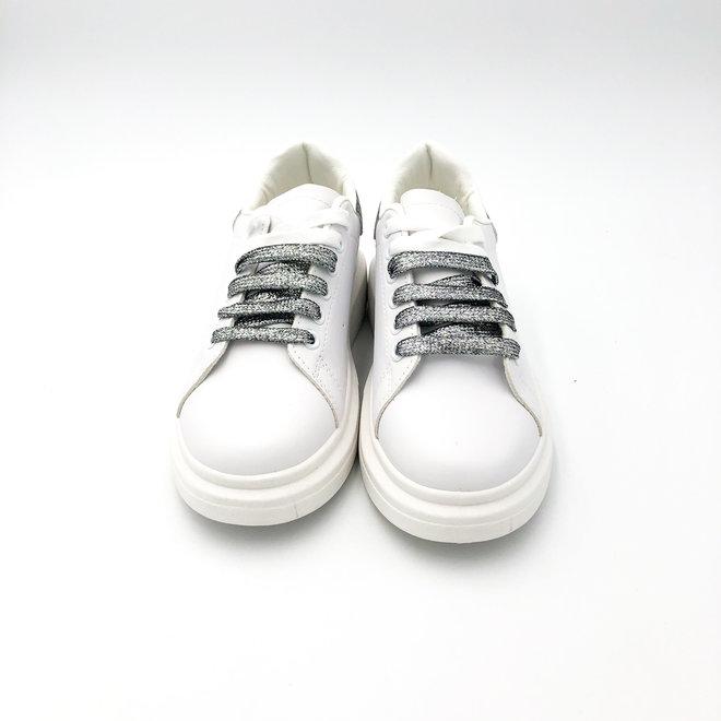 Sneakers Alexis Wit Zilver