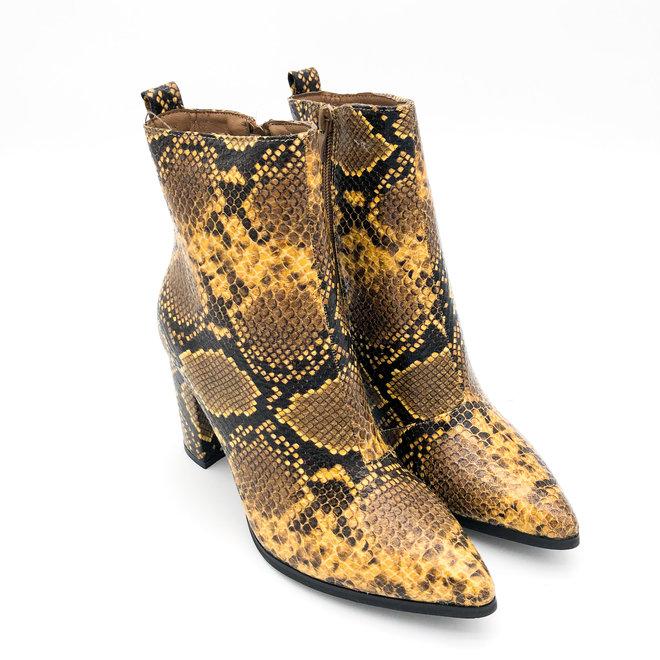 Enkellaarsjes Yellow Snake