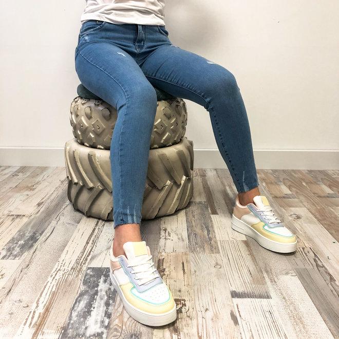 Jeans Skinny Medium Blue