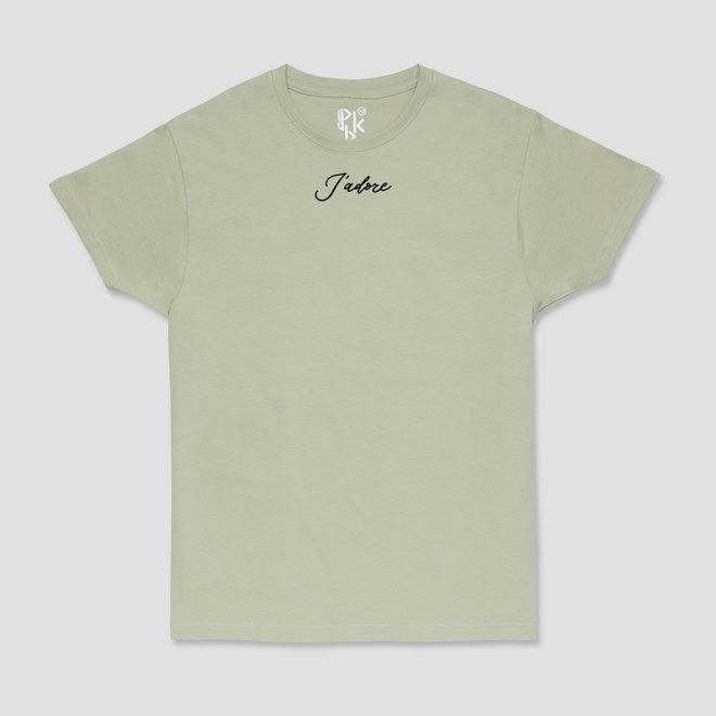 T-Shirt J'adore Velvet Pistache Green