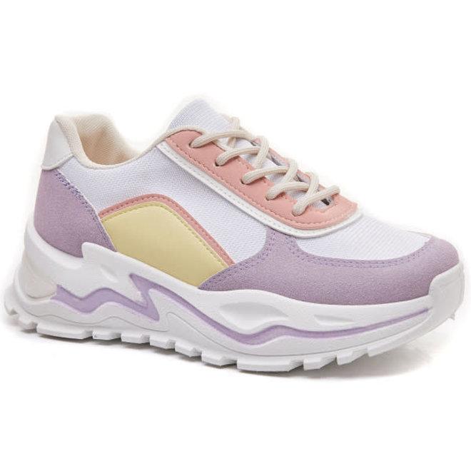 Sneakers Dad Look Color