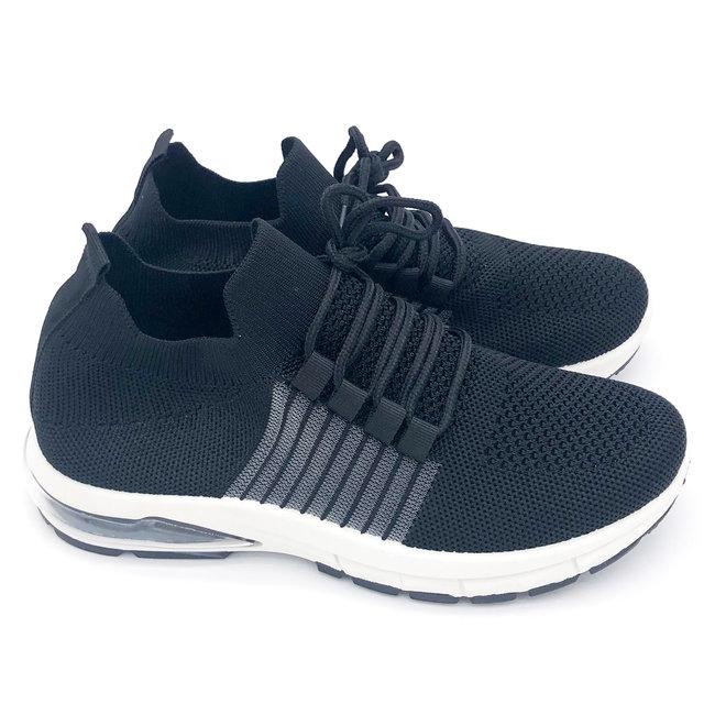Sneakers Sock Air Zwart