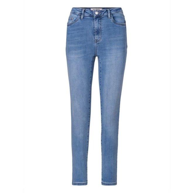 Jeans Skinny Push Up Blauw