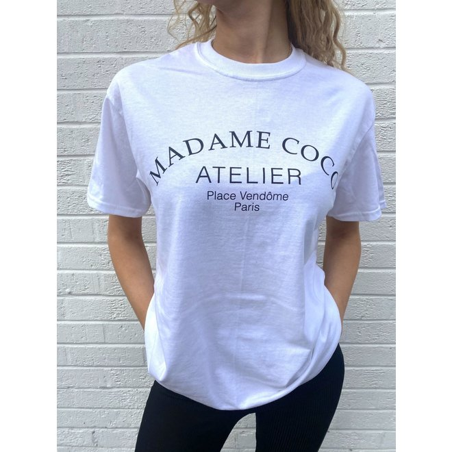 T-shirt Madame Coco Wit