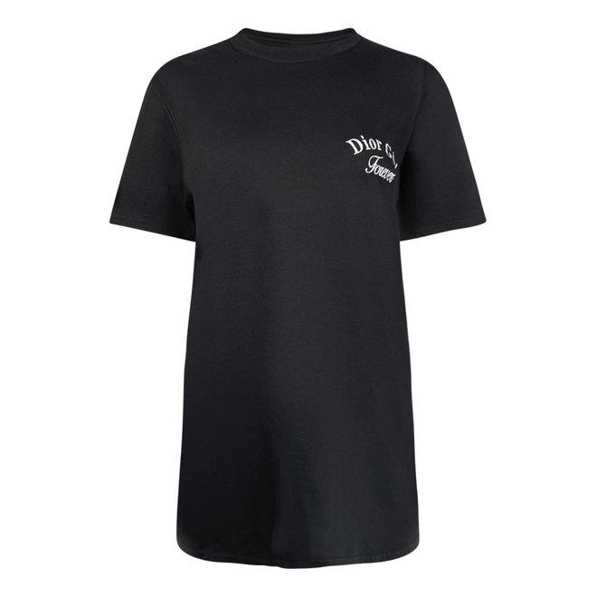 T-shirt DiorGirl Zwart