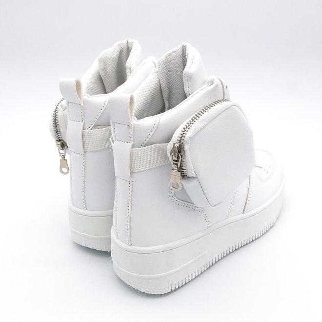 Sneakers Air Force Bag Wit