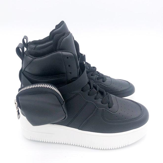 Sneakers Air Force Bag Zwart