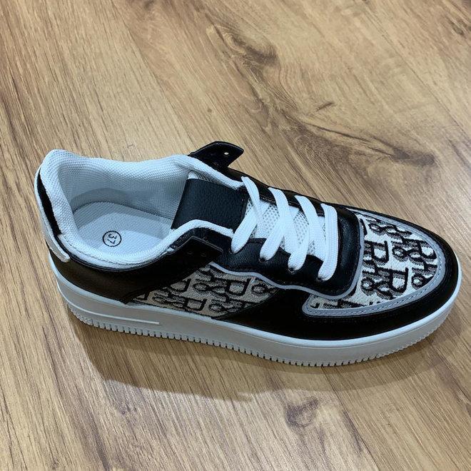 Sneakers Air Force D I O R Zwart
