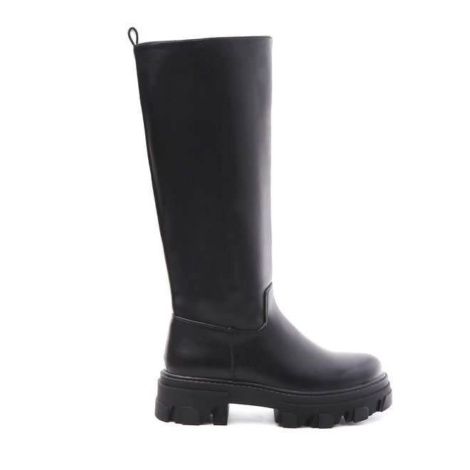 Chelsea boots Hoog Zwart