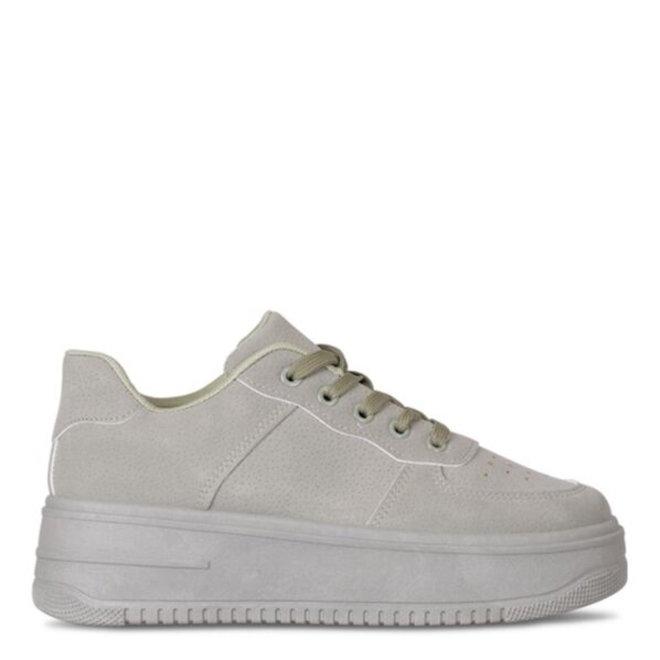 Sneakers Air Force look Groen