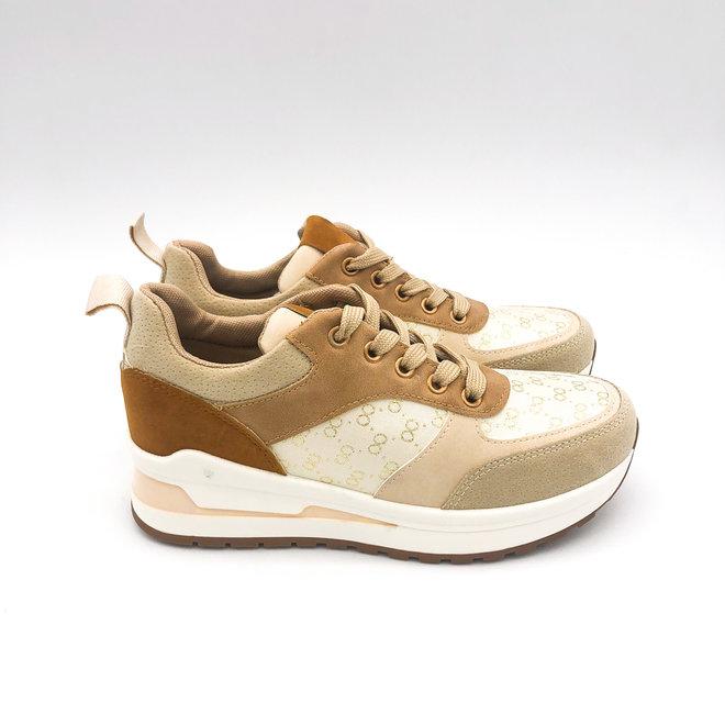 Sneakers Guccy Beige