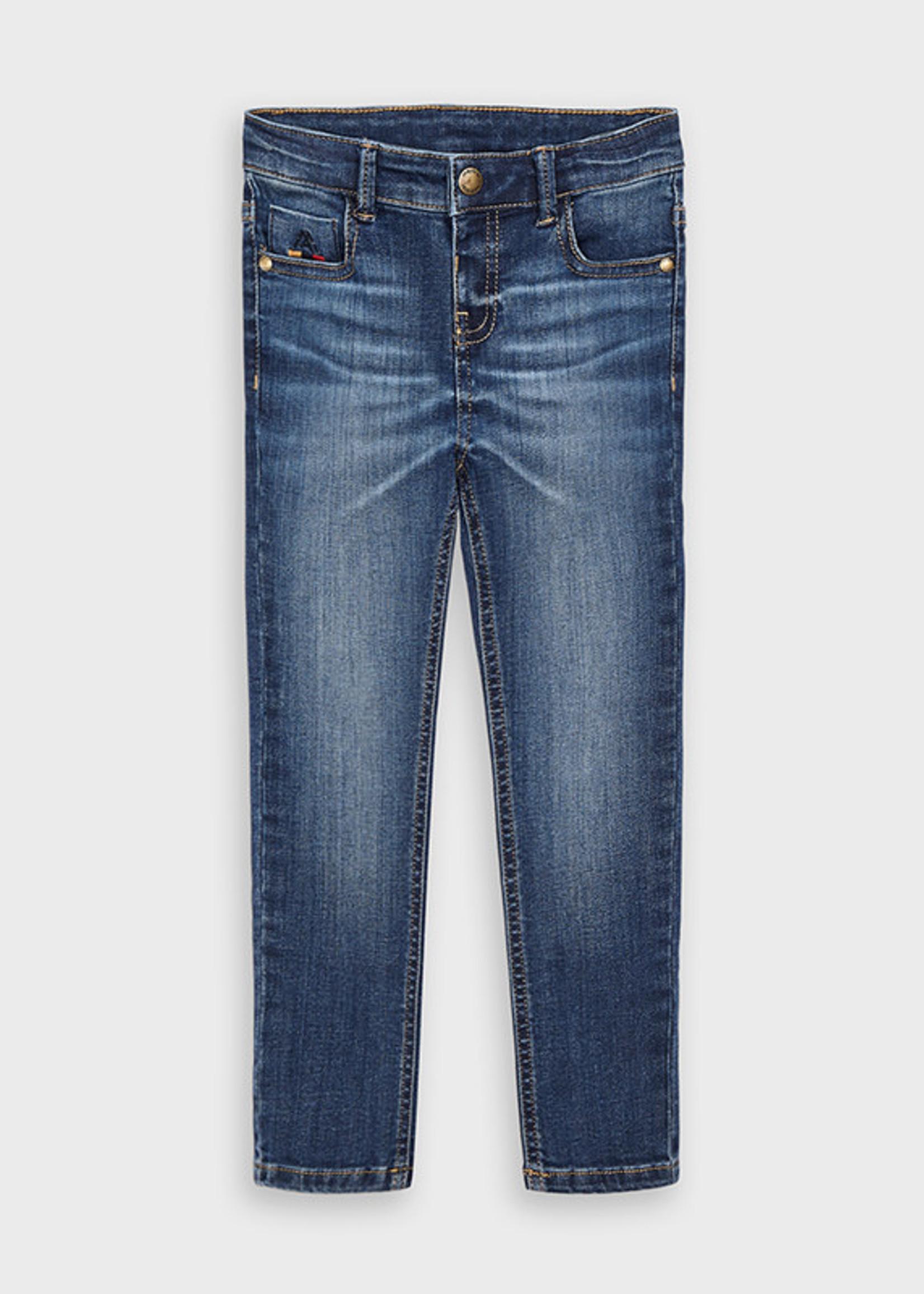 Mayoral mayoral skinny fit jeans