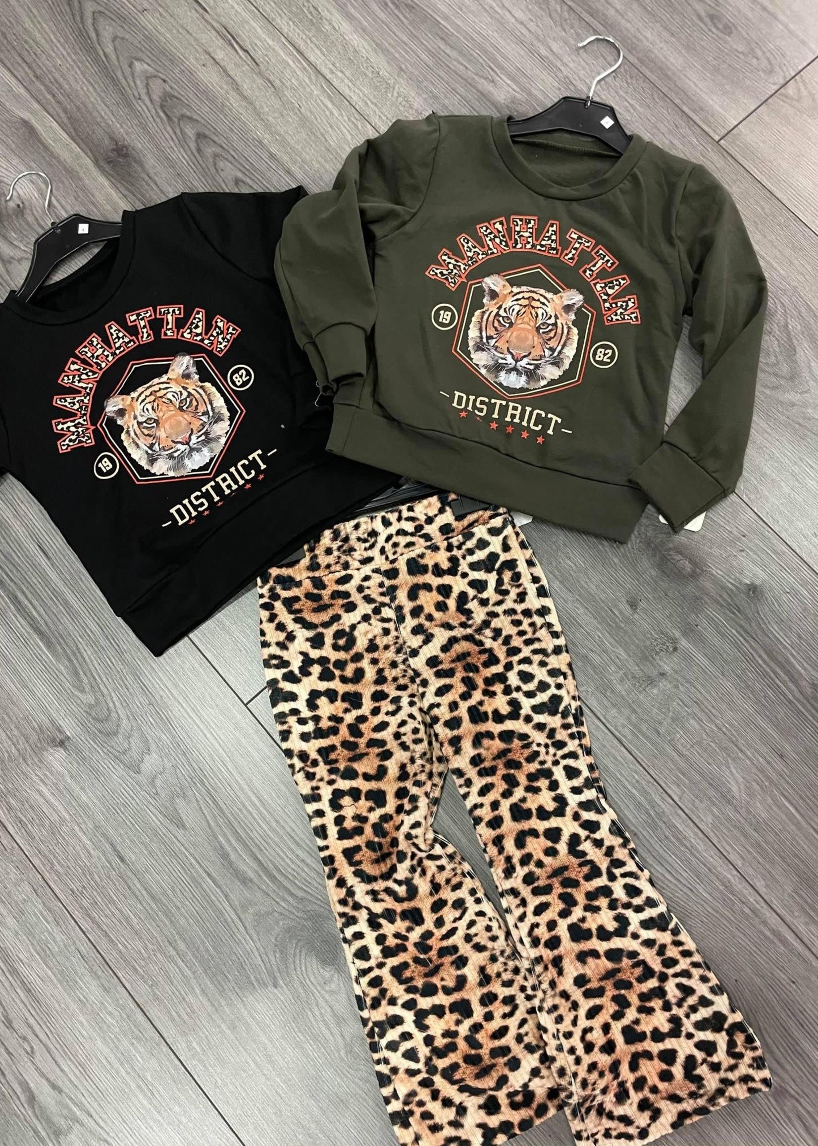 Divanis Flairpants panter