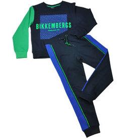 Bikkembergs BIKKEMBERGS 2PC SET NAVY BLUE