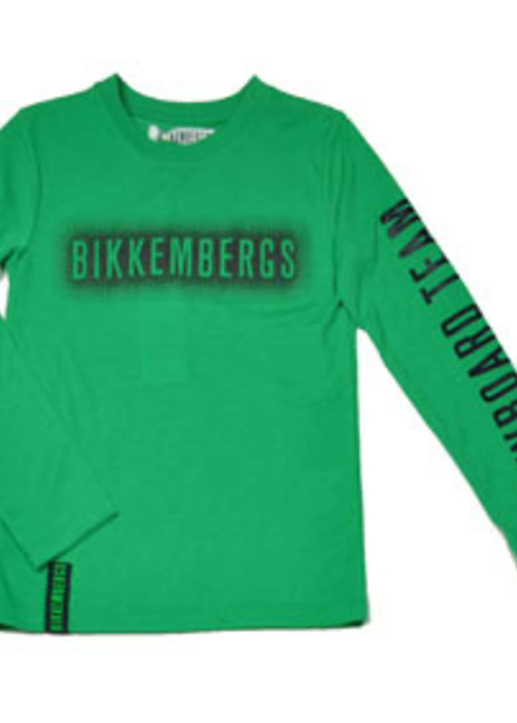 Bikkembergs BIKKEMBERGS TSHIRT GREEN