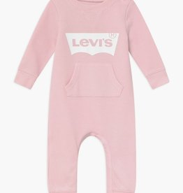 LEVIS LEVIS KNITOVERALL PINK