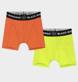 Black Bananas BLACKBANANAS JR BOXERSHORT 2 PACK NEON