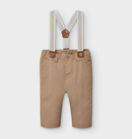 Mayoral MAYORAL LONG TROUSERS WITH SUSPENDERS