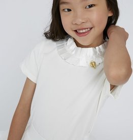 Angels Face Angels Face Jane pleated collar top