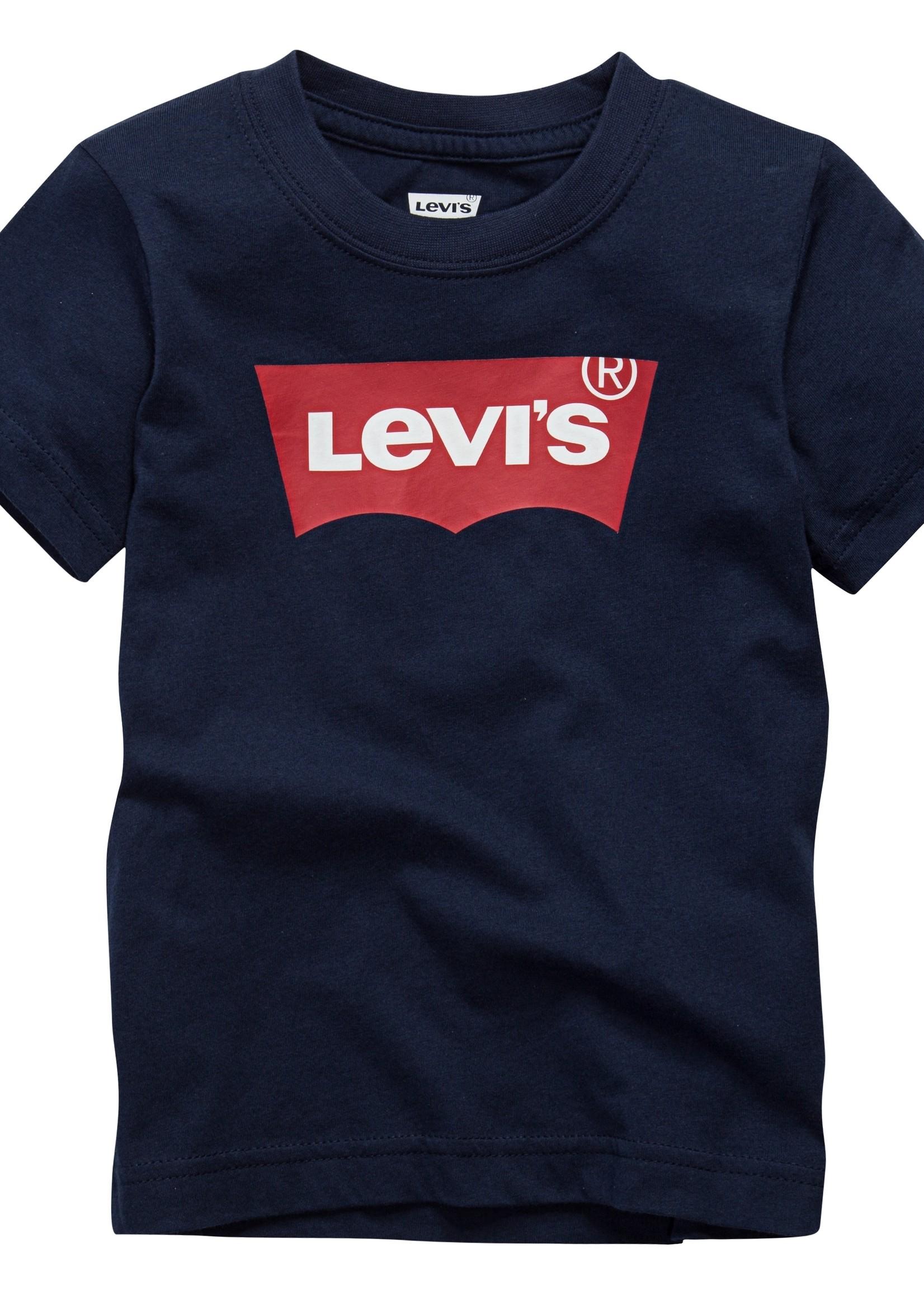 LEVIS LEVIS BATWING TEE BLACK