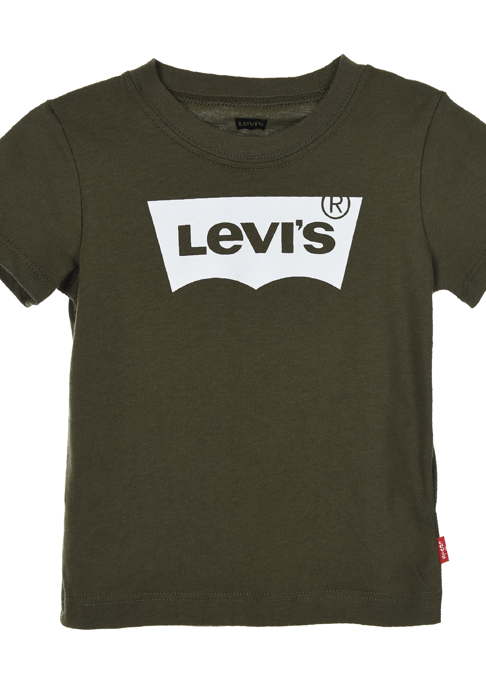 LEVIS LEVIS BATWING TEE OLIVE NIGHT