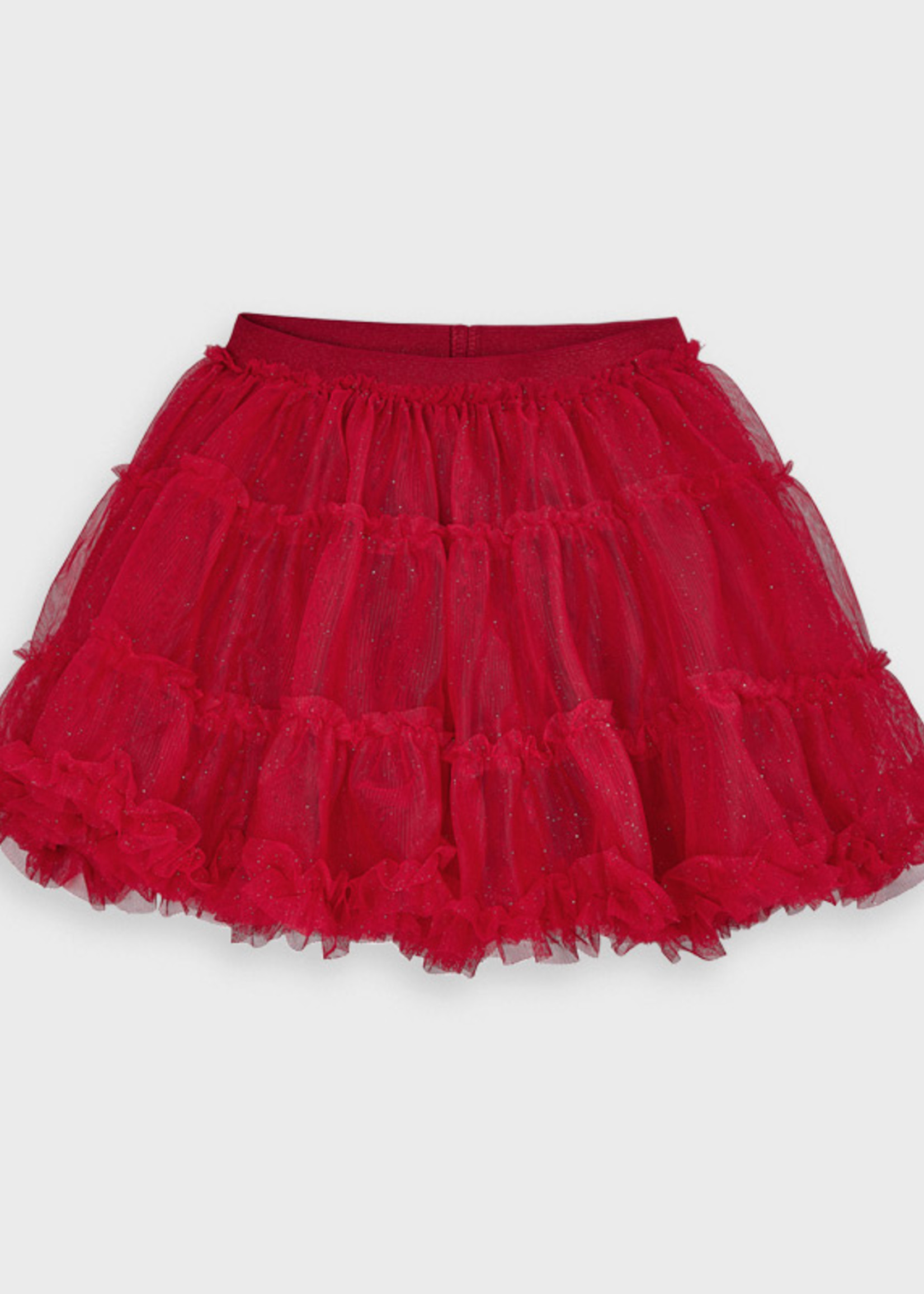 Mayoral MAYORAL TULLE GLITTER SKIRT
