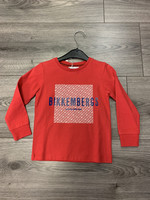 Bikkembergs BIKKEMBERGS TSHIRT RED
