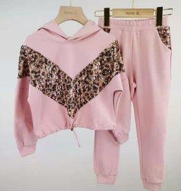 Divanis Divanis tracksuit pink panter
