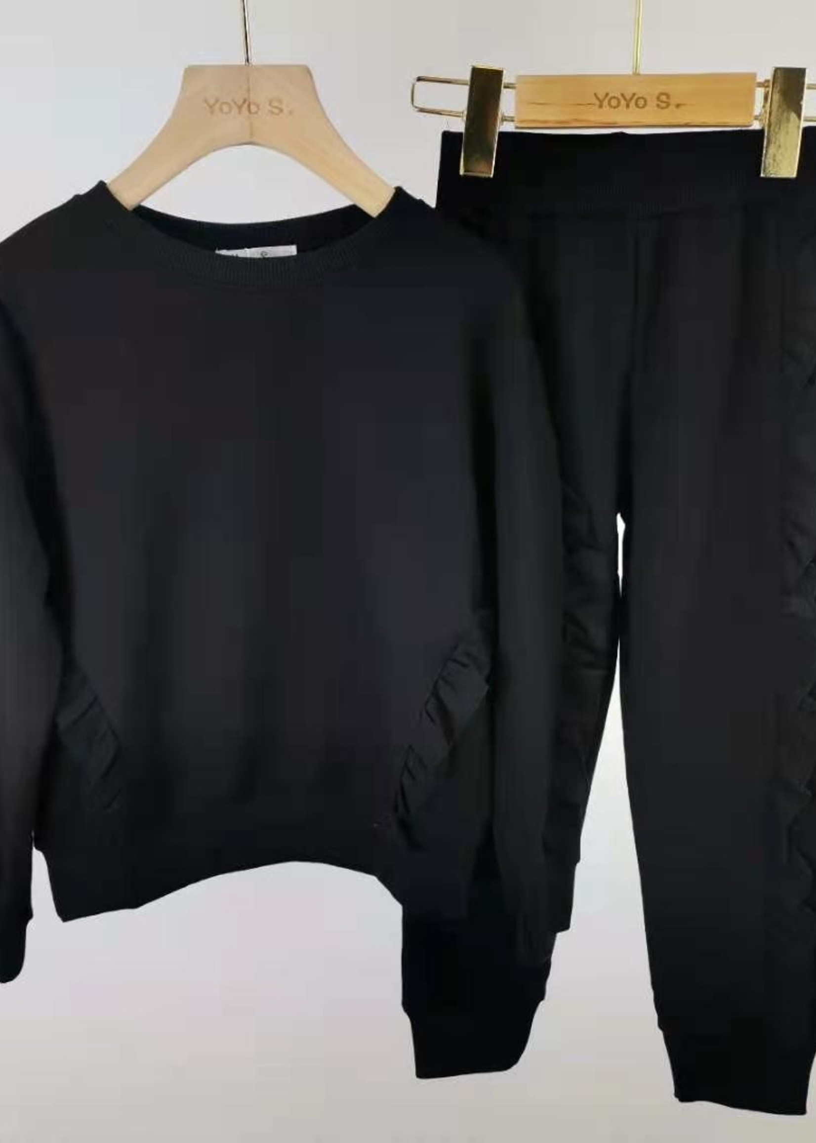 Divanis Divanis pak met strook zwart