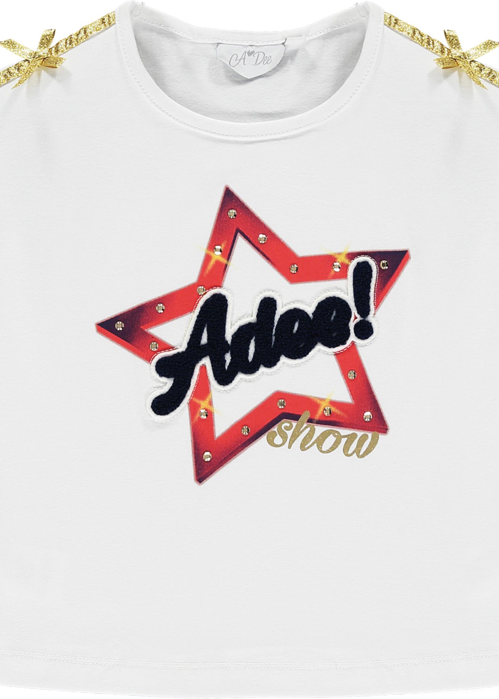 A Dee Minnie star t shirt