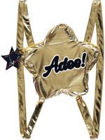 A Dee Margorie gold star rucksack