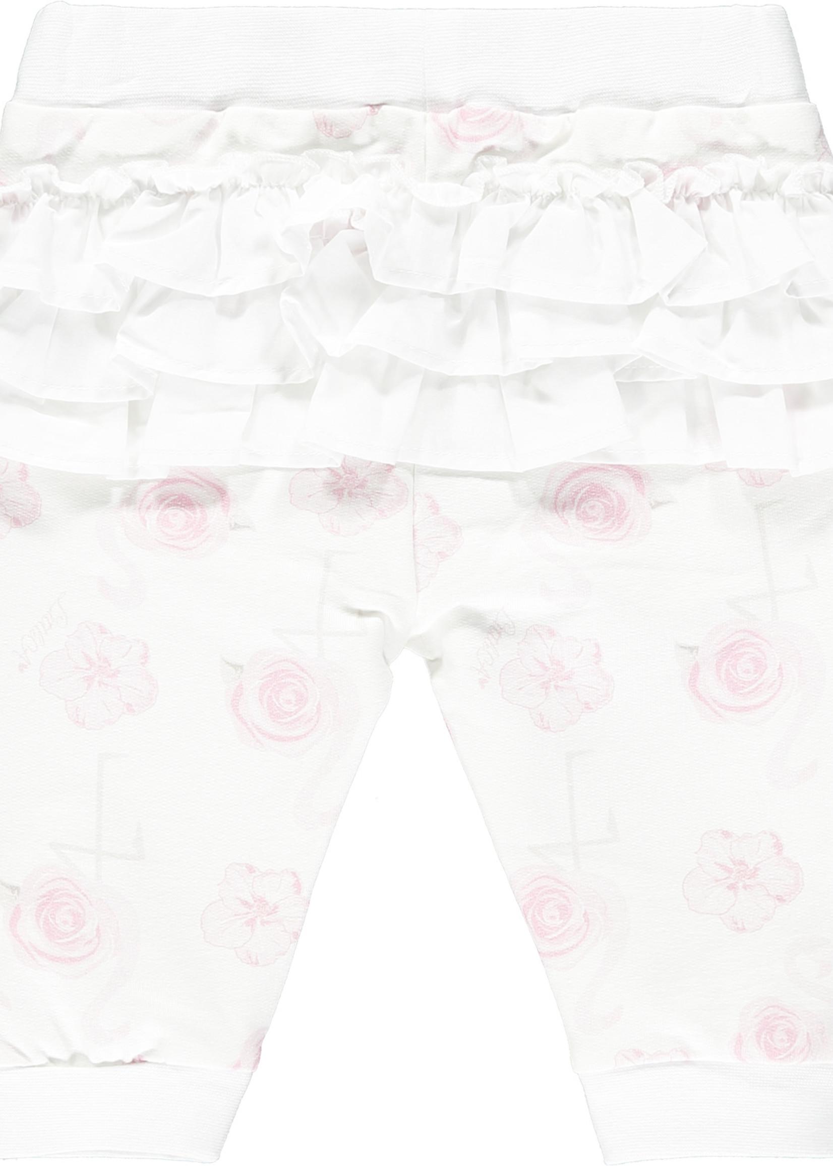 Little Adee Jaqueline Flamingo print tracksuit