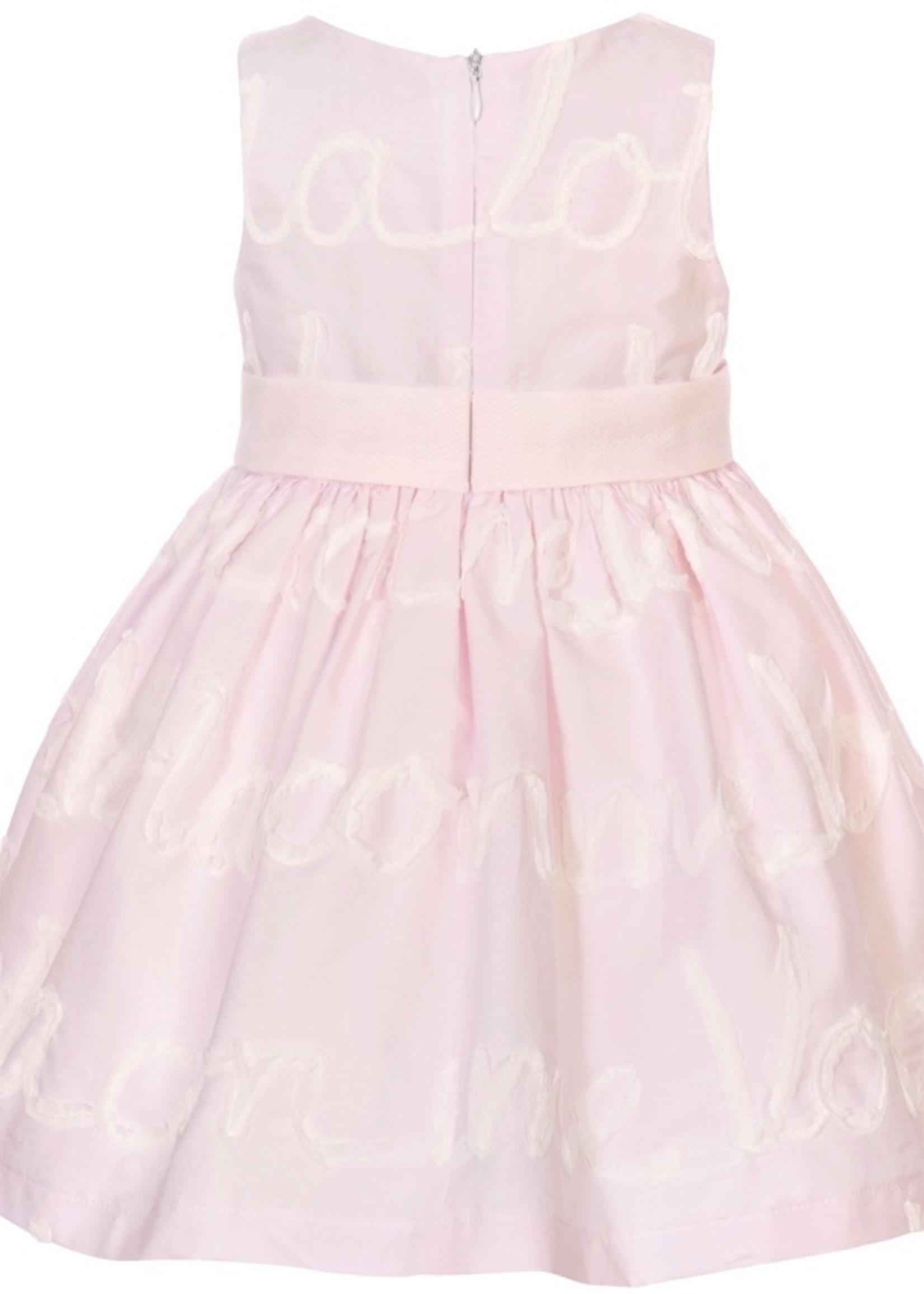 Balloon Chic Balloon Chic dress pink 217