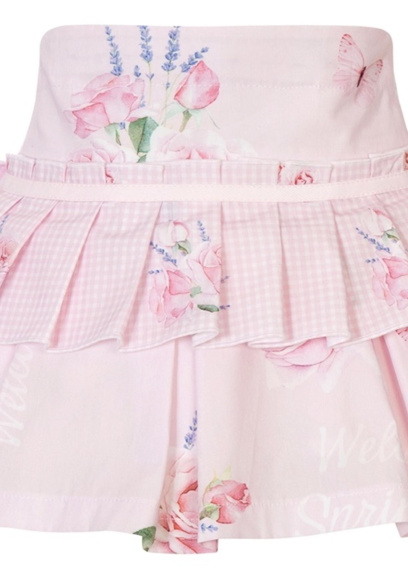 Balloon Chic Balloon Chic skirt pink 715