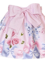Balloon Chic Balloon Chic skirt pink blue 718