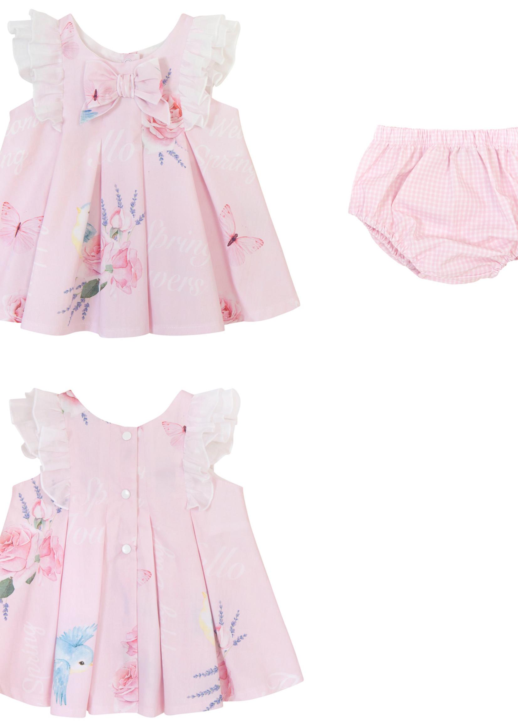 Balloon Chic Balloon Chic spring babyset pink  907