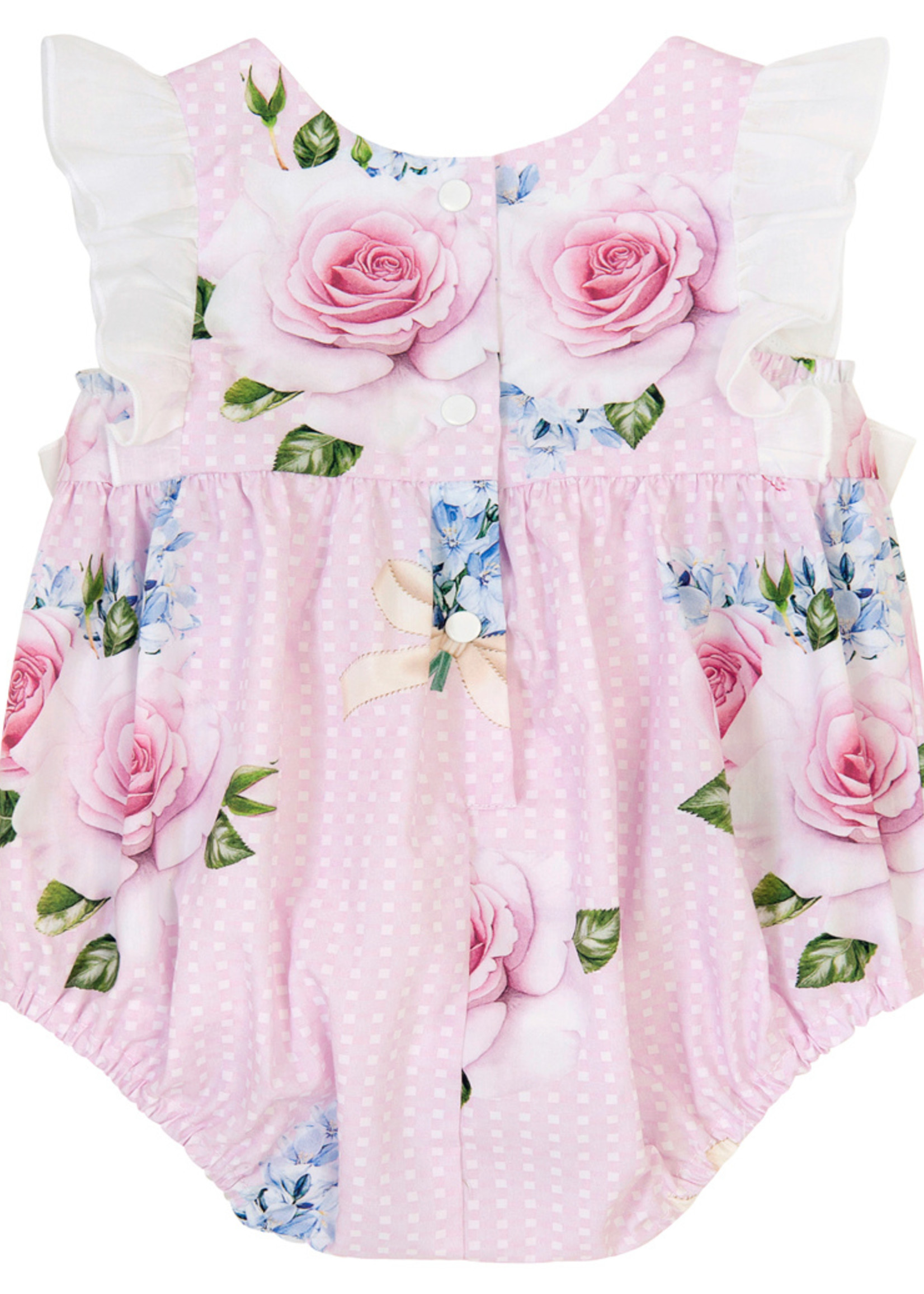 Balloon Chic Balloon Chic pink overall 919
