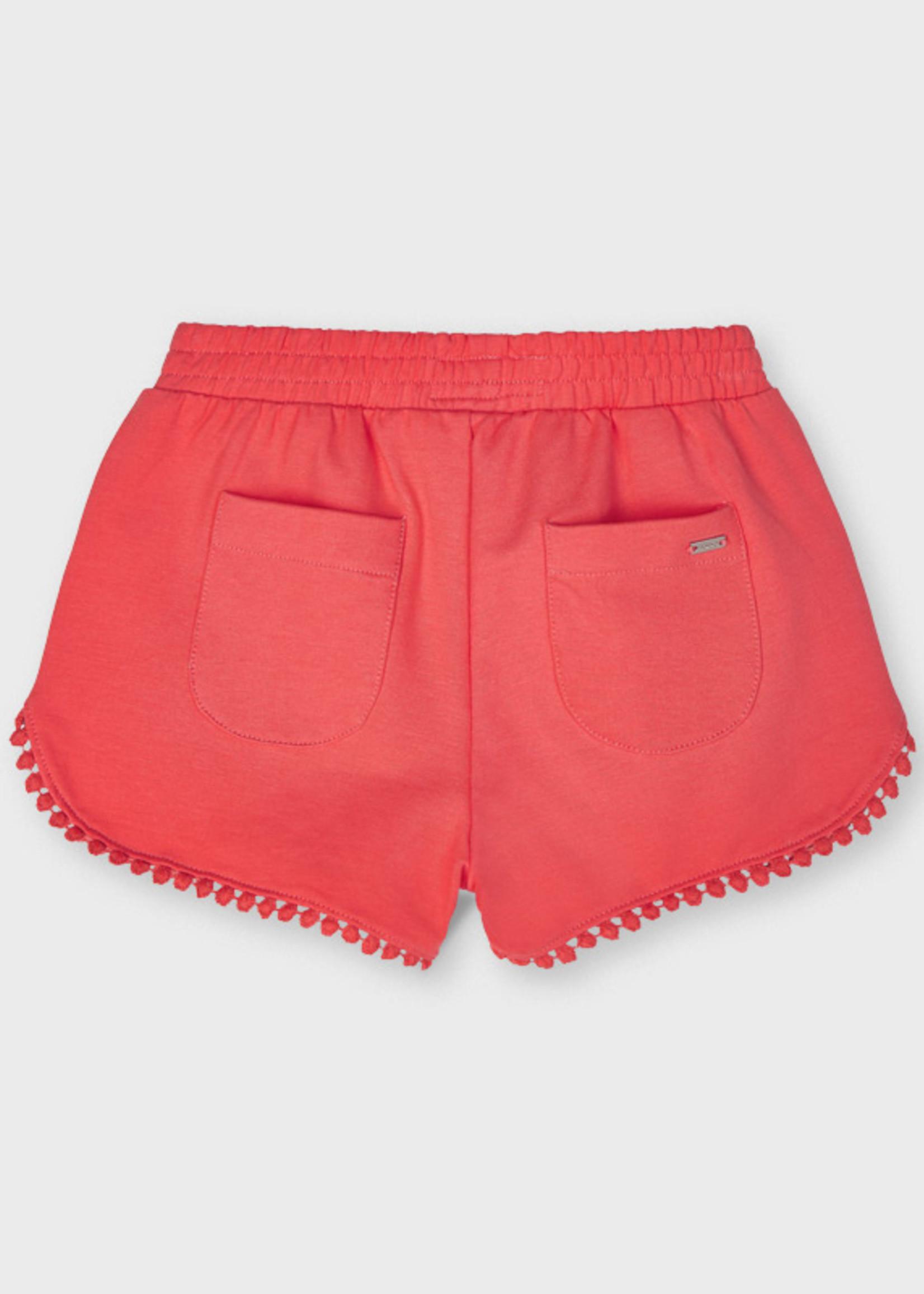 Mayoral Mayoral Chenille shorts
