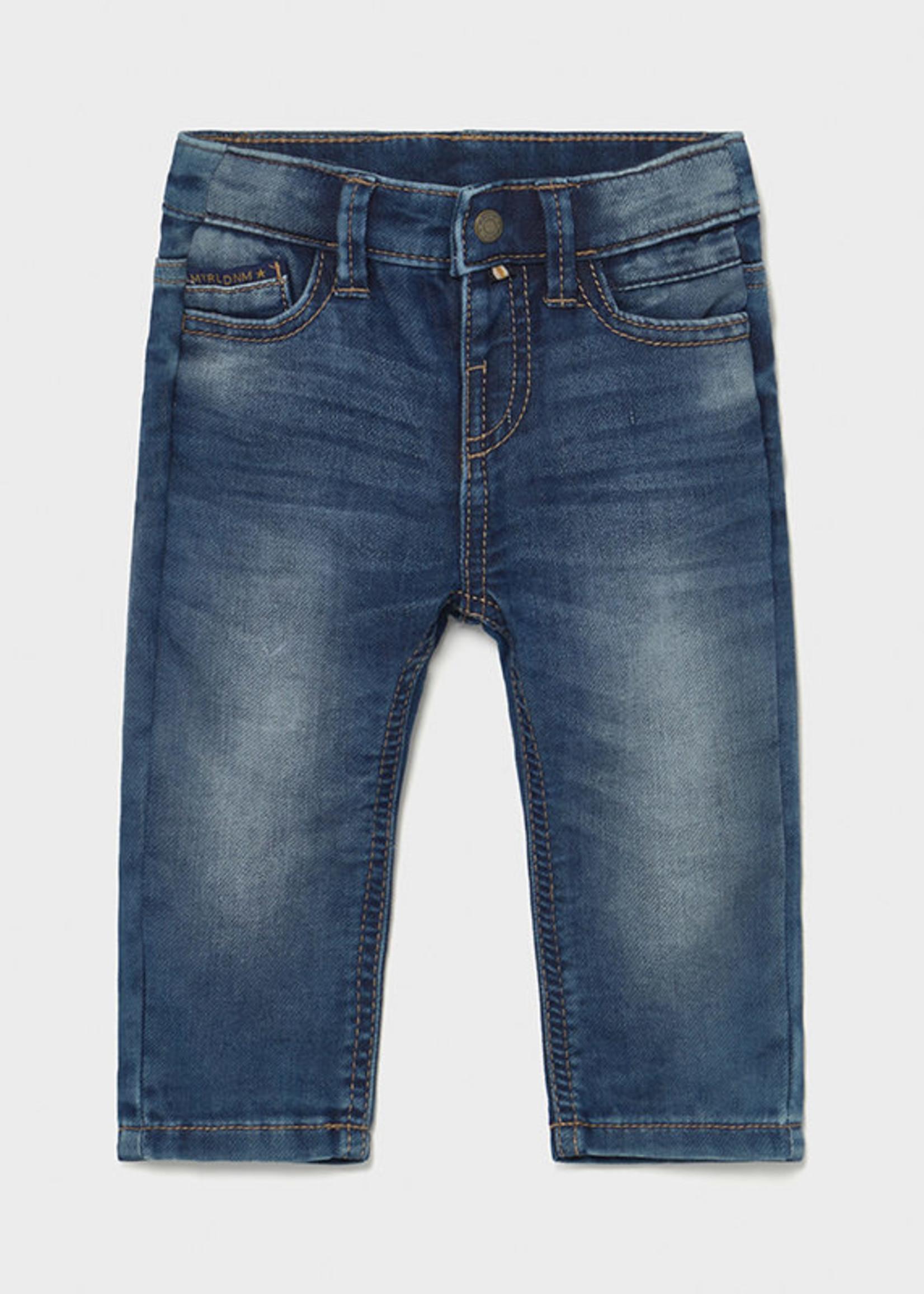 Mayoral Mayoral Soft denim jeans