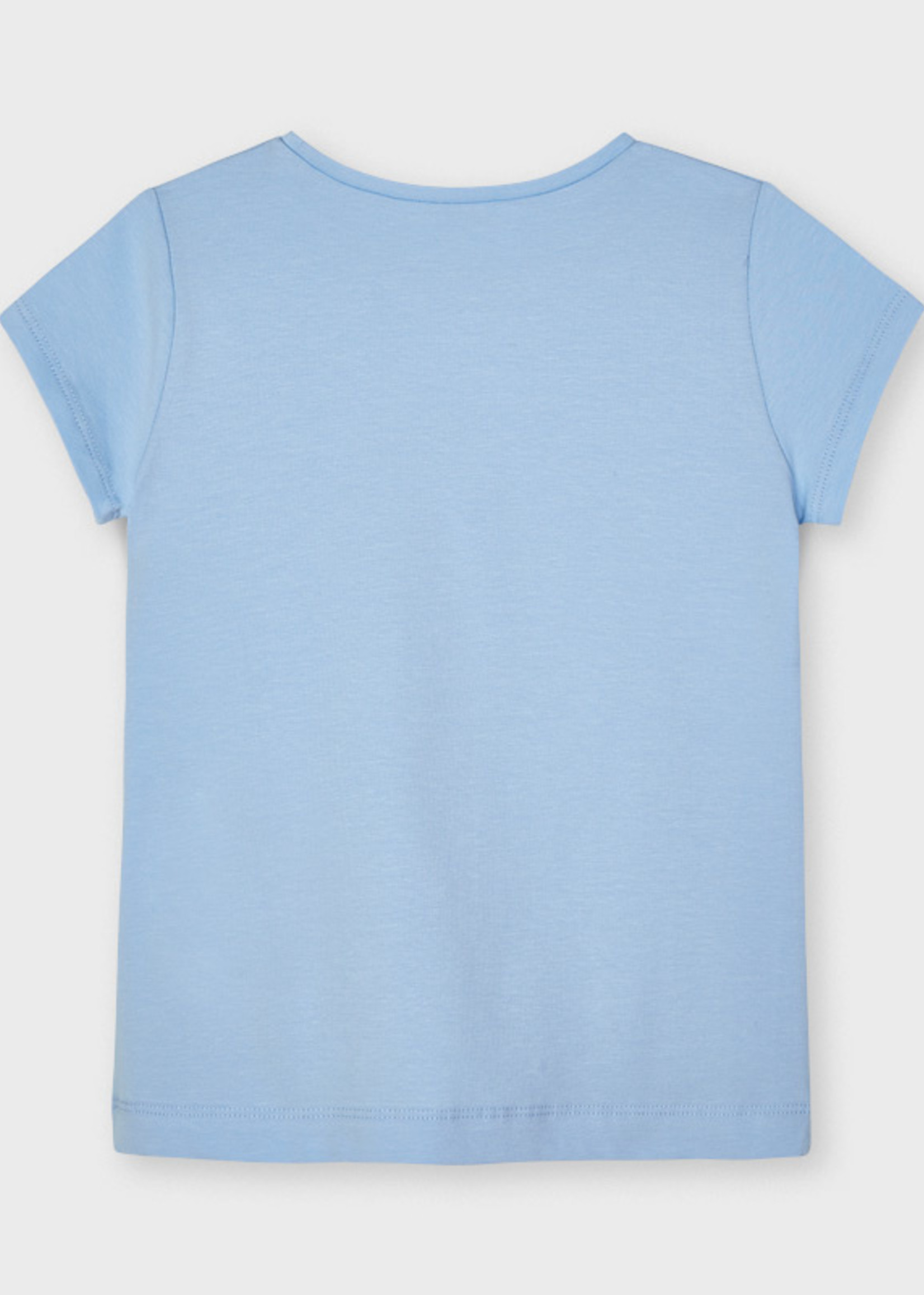 Mayoral Mayoral  S/s t-shirt lightblue