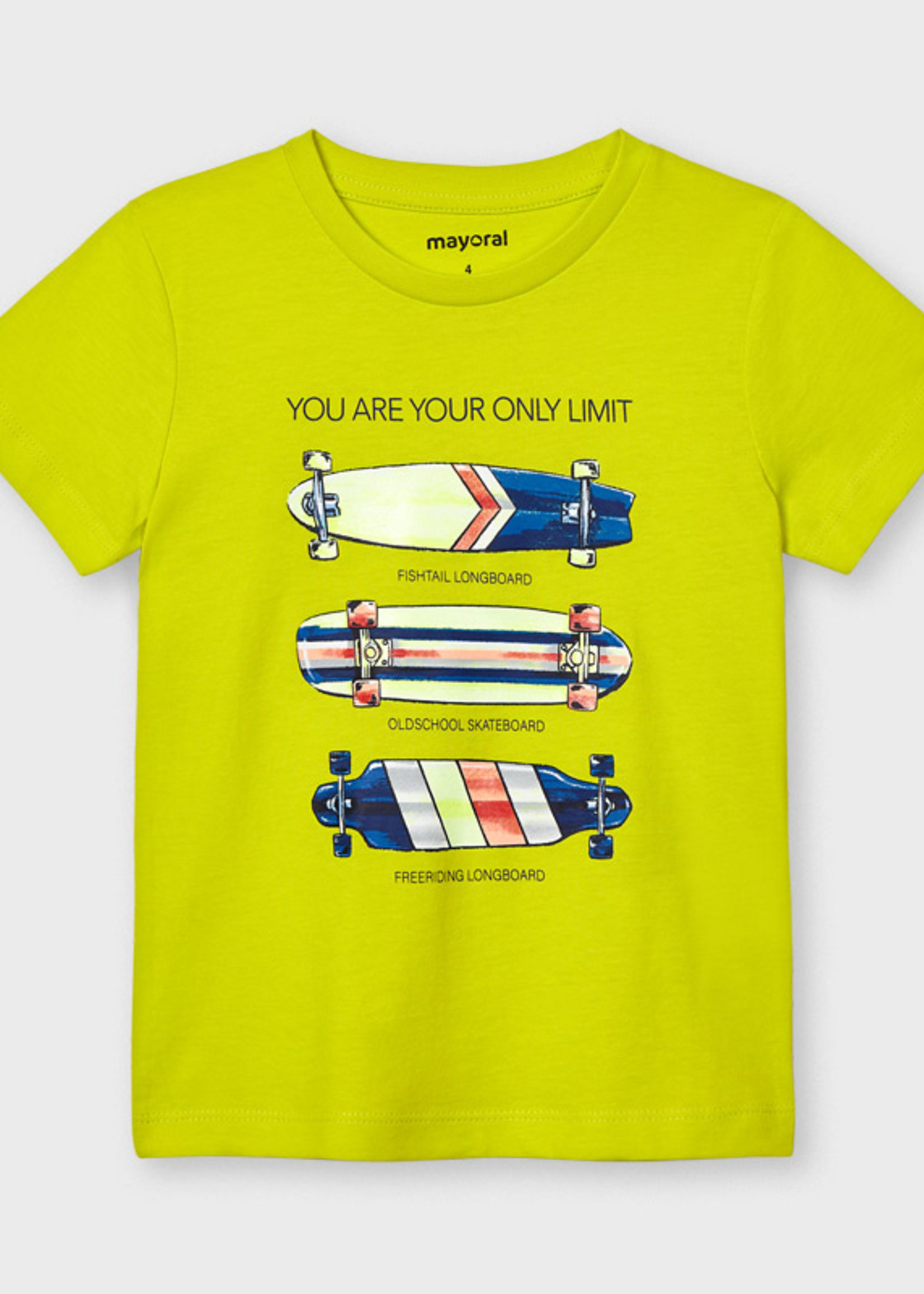 Mayoral Mayoral skateboards s/s t-shirt