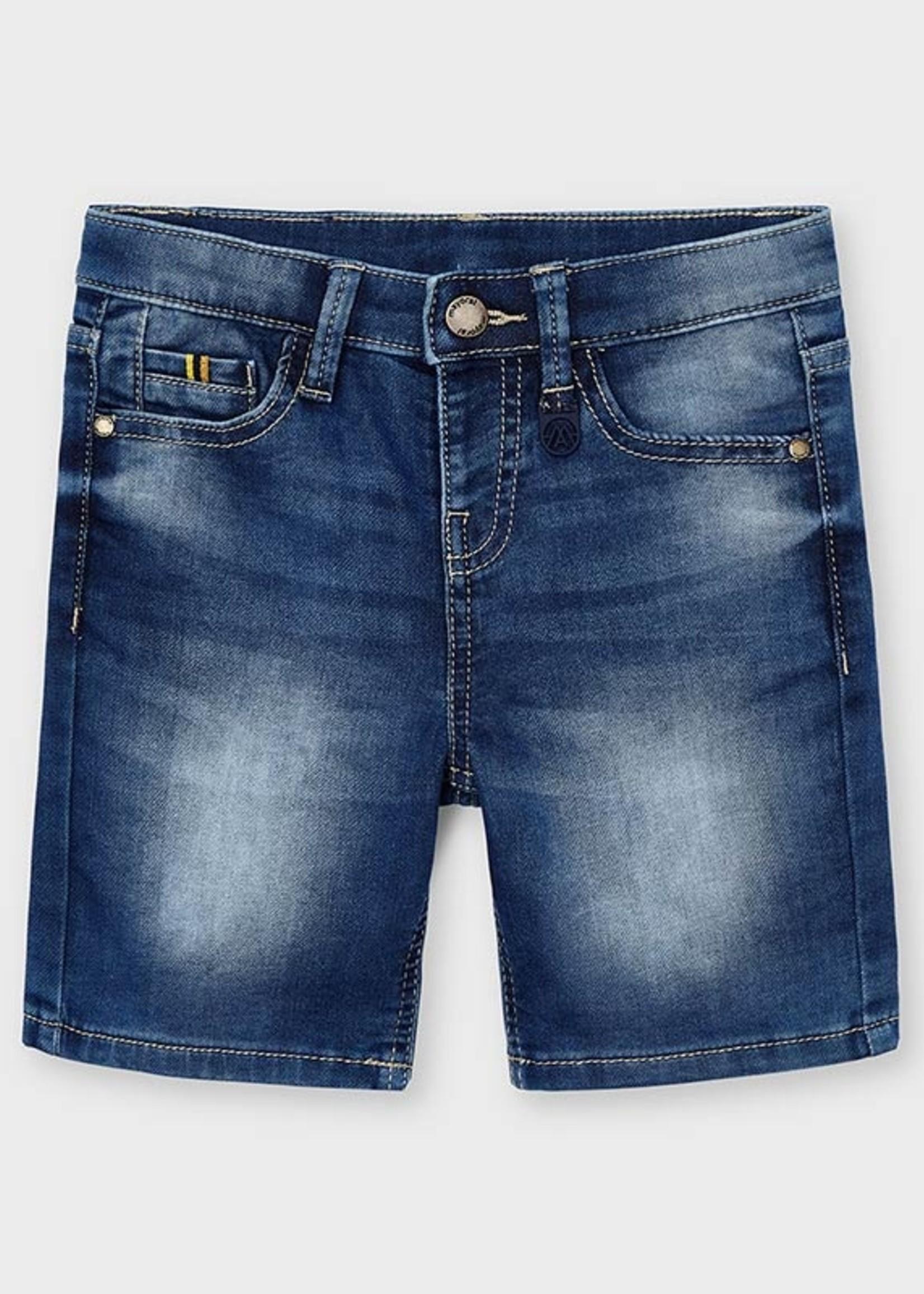 Mayoral Mayoral denim 5b soft shorts