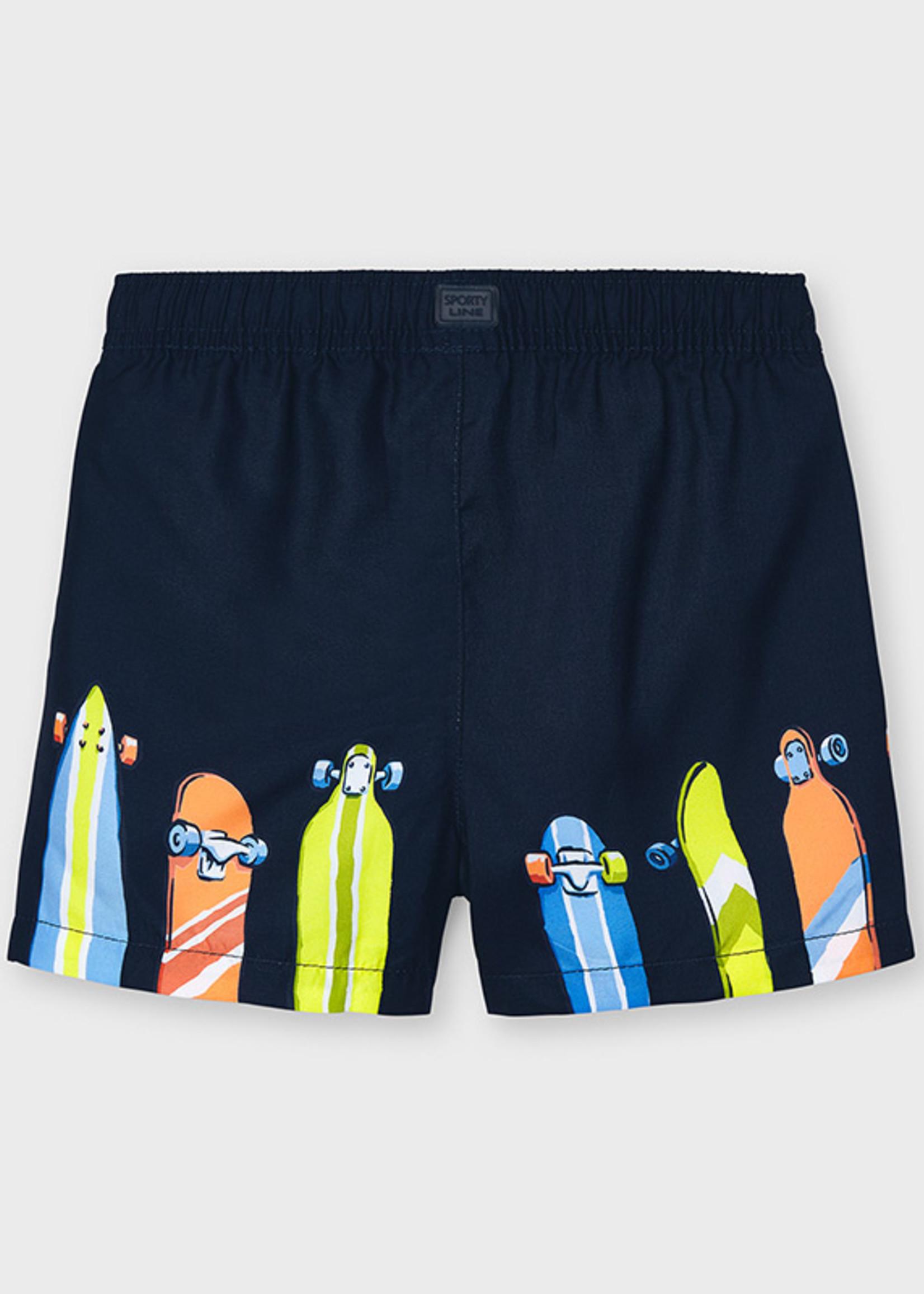 Mayoral Mayoral bathing suit shorts