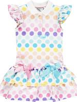 A Dee Nerys Rainbow tennis dress