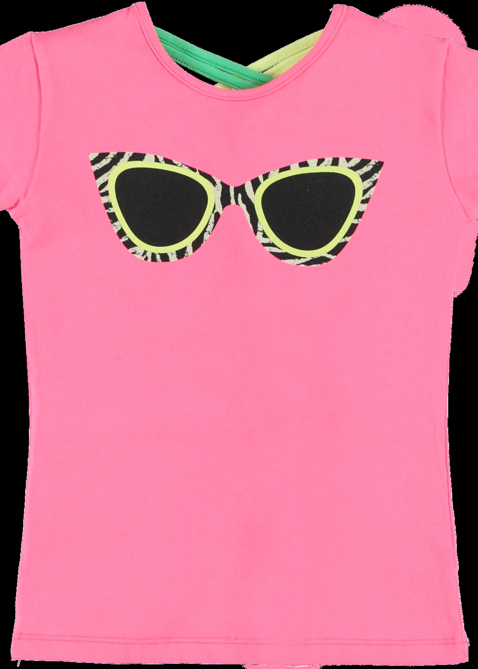 O'chill Violet t-shirt