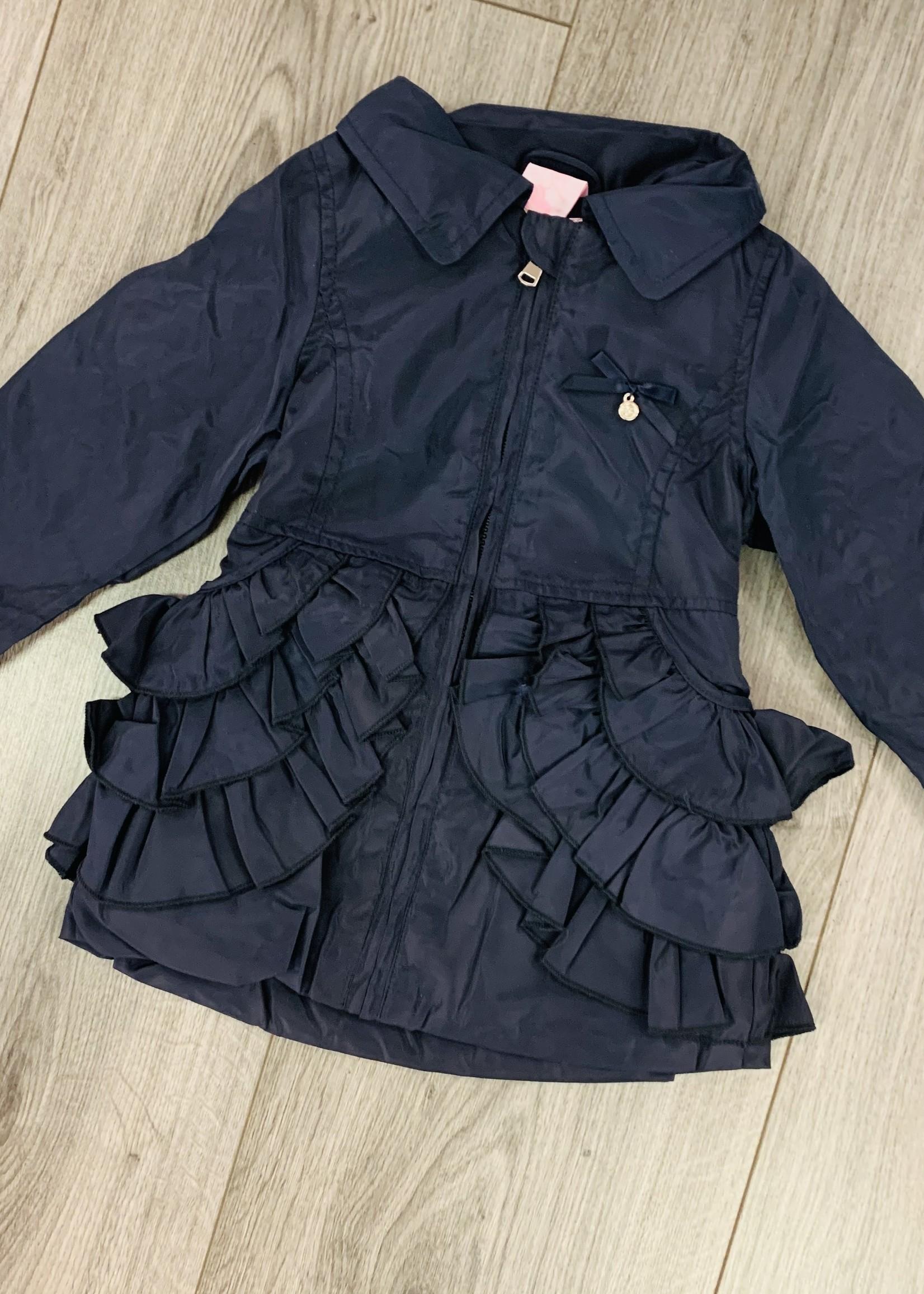 Zero Zero zomerjas donkerblauw
